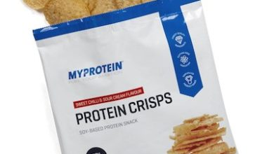 Myprotein Protein Chips Test